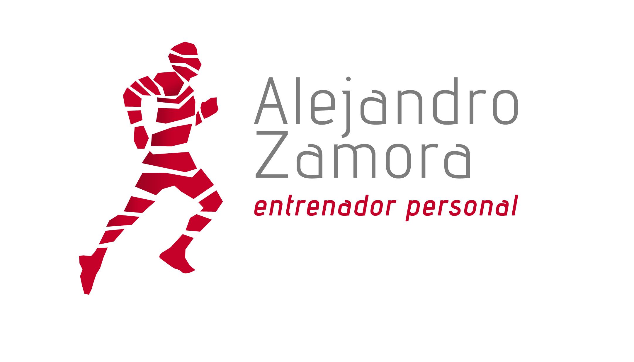 Logotipo Alejandro Zamora