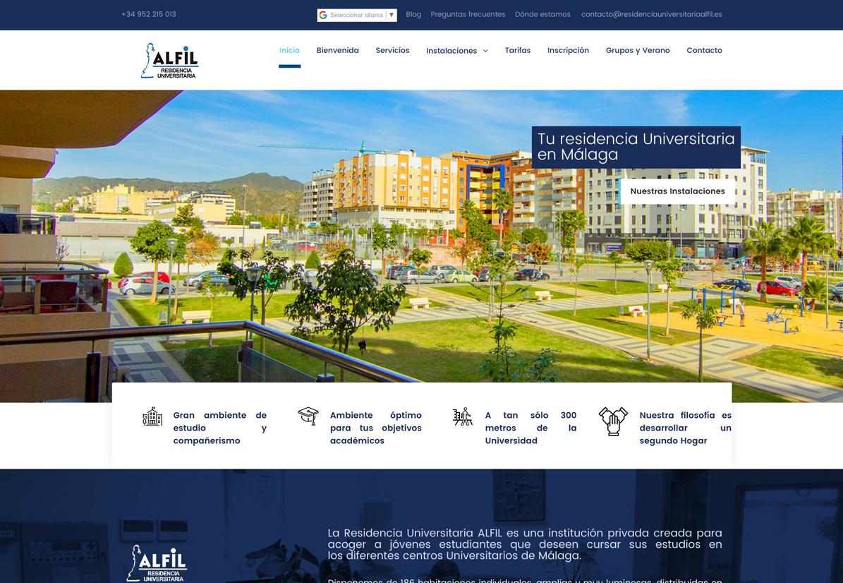 Residencia Alfil