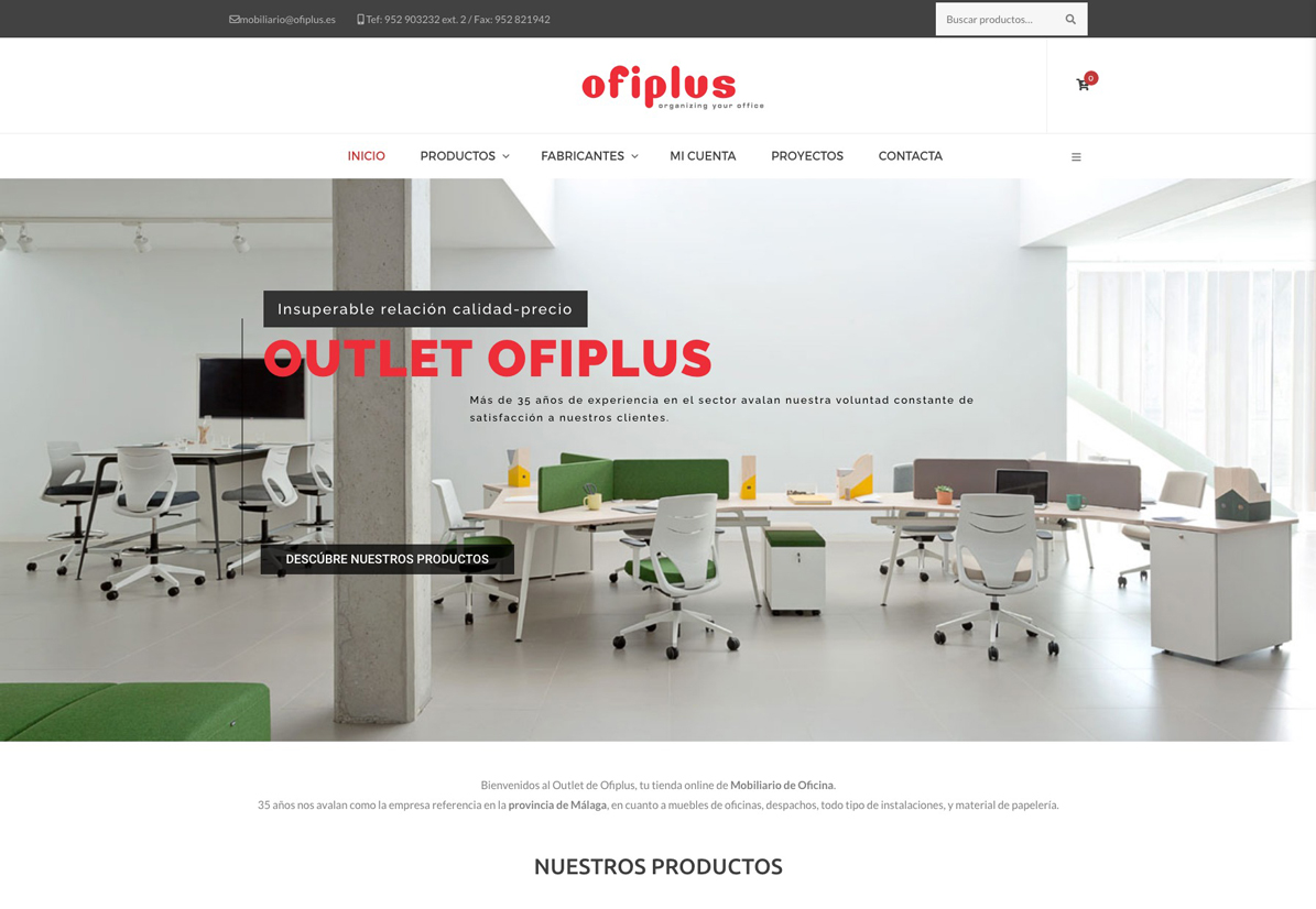 Outlet Ofiplus