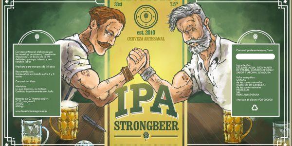IPA Strongbeer